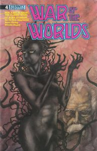 War of the Worlds #4 (1989)