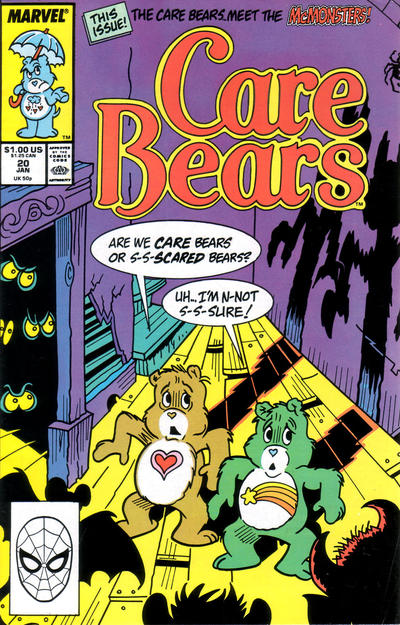 Care Bears #20 (1989)