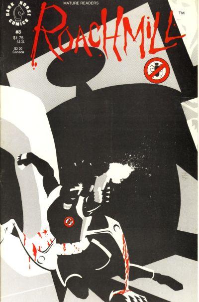 Roachmill #8 (1989)