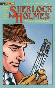 Sherlock Holmes #7 (1989)