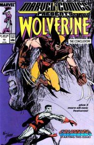 Marvel Comics Presents #10 (1989)