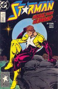 Starman #7 (1989)