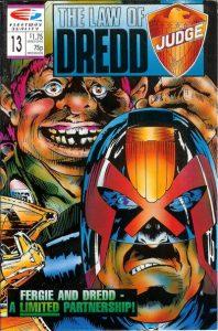 The Law of Dredd #13 (1989)