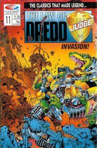 The Law of Dredd #11 (1989)
