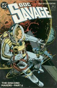Doc Savage #6 (1989)