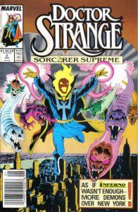 Doctor Strange, Sorcerer Supreme #2 (1989)