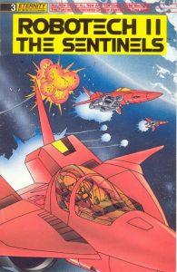 Robotech II: The Sentinels #3 (1989)