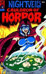 Nightveil's Cauldron of Horror #1 (1989)