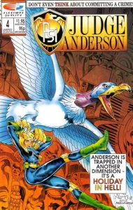 Psi-Judge Anderson #4 (1989)