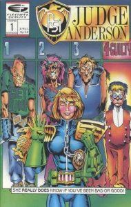 Psi-Judge Anderson #1 (1989)