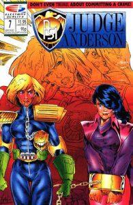 Psi-Judge Anderson #7 (1989)
