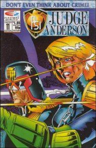 Psi-Judge Anderson #11 (1989)