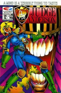 Psi-Judge Anderson #12 (1989)