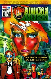 Psi-Judge Anderson #13 (1989)