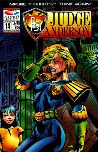 Psi-Judge Anderson #14 (1989)
