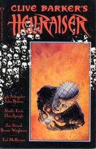 Clive Barker's Hellraiser #1 (1989)