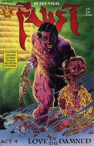 Faust #4 (1989)