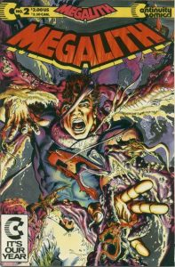 Megalith #2 (1989)