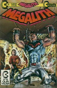Megalith #1 (1989)