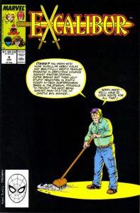 Excalibur #4 (1989)