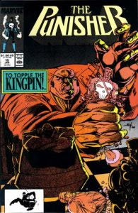 The Punisher #15 (1989)