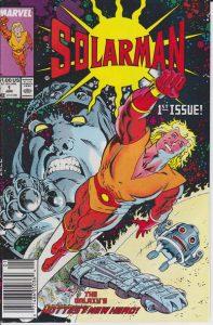 Solarman #1 (1989)