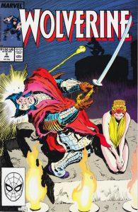Wolverine #3 (1989)