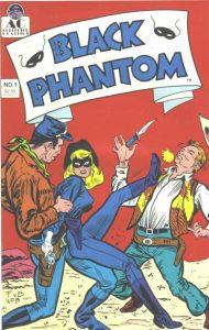 Black Phantom #1 (1989)
