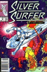 Silver Surfer #19 (1989)