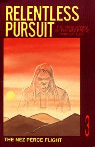 Relentless Pursuit #3 (1989)