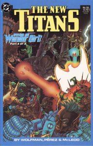 The New Titans #53 (1989)