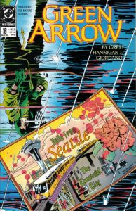Green Arrow #16 (1989)