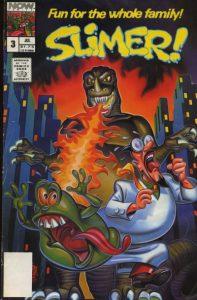Slimer! #3 (1989)