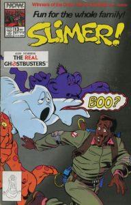 Slimer! #13 (1989)