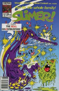 Slimer! #16 (1989)