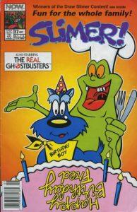 Slimer! #17 (1989)