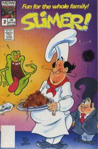 Slimer! #2 (1989)