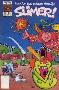 Slimer! #6 (1989)