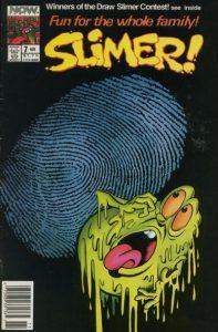 Slimer! #7 (1989)