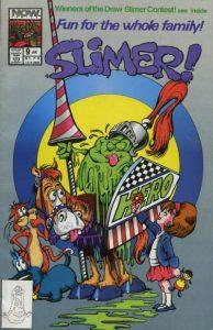 Slimer! #9 (1989)
