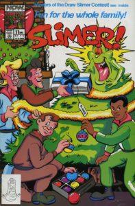 Slimer! #11 (1989)