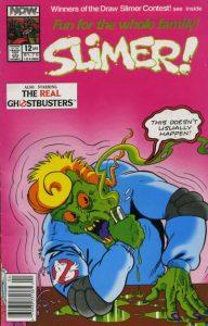 Slimer! #12 (1989)