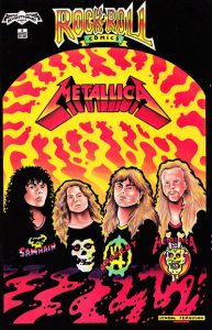Rock N' Roll Comics #2 (1989)