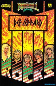 Rock N' Roll Comics #5 (1989)
