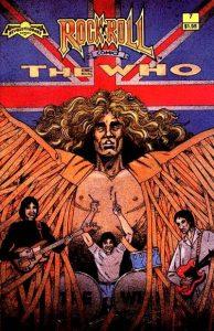 Rock N' Roll Comics #7 (1989)