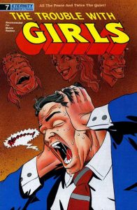 The Trouble with Girls #7 (1989)