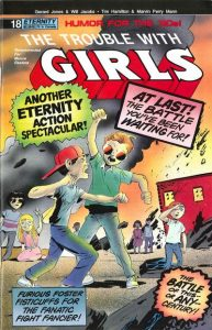 The Trouble with Girls #18 (1989)
