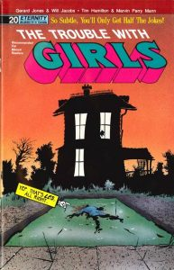 The Trouble with Girls #20 (1989)