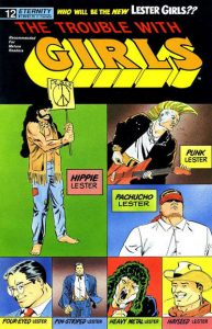 The Trouble with Girls #12 (1989)