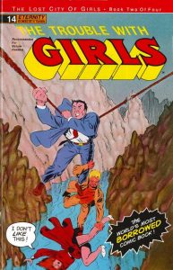 The Trouble with Girls #14 (1989)